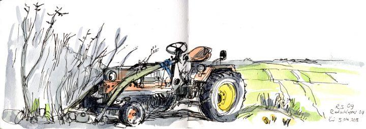 urban-sketch-traktor-2